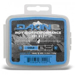 DAKINE SMAR INDY HOT WAX COLD (4.5oz) ASSORTED