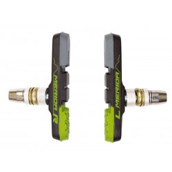 MERIDA GREEN BRAKE - KLOCKI 3 PANELOWE V-BRAKE