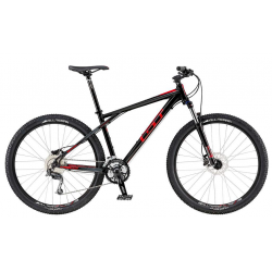 "AVALANCHE 27,5"" COMP (BLACK/RED)"