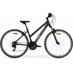 CROSSWAY 5-V LADY MATT BLACK (GREEN)