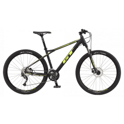 "GT AVALANCHE 27,5"" SPORT BLACK/ NEON YELLOW"