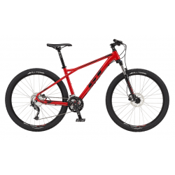 "GT AVALANCHE 27,5"" SPORT RED/BLACK"