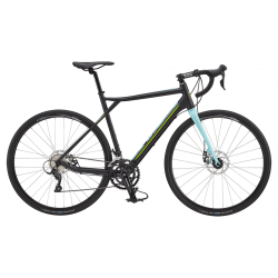 GT GRADE SORA WOMEN SATIN BLACK/ MINT