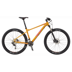 GT ZASKAR 27,5' SPORT WOMEN CREAMCYCLE ORANGE/ RADBERRY