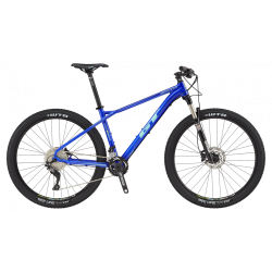 GT ZASKAR 27.5 COMP WOMEN ELETRIC BLUE/ TEAL