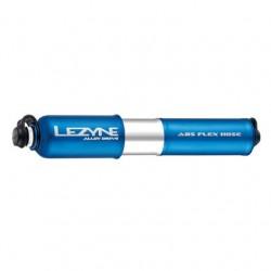 Pompka ręczna LEZYNE ALLOY DRIVE HV M ABS 90psi dł.średnia 216mm niebieska