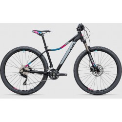 CUBE ACCES WLS RACE BLACK´N´BLUE