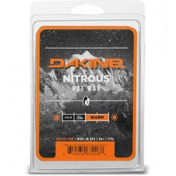 DAKINE SMAR NITROUS HOT WAX WARM (6oz) ASSORTED
