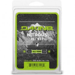 DAKINE SMAR NITROUS HOT WAX ALL TEMP (6oz) ASSORTED