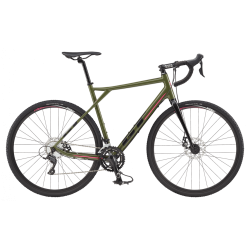 GT GRADE CX MILITARY GREEN/ BLACK