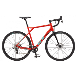 GT GRADE CX RIVAL NEON RED/ BLACK