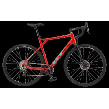 GT GRADE CX RIVAL NEON RED/ BLACK