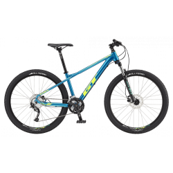 "GT AVALANCHE 27,5"" SPORT WOMEN MUSTANG TEAL/ NEON YELLOW"