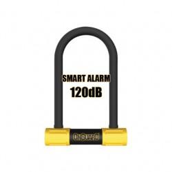 Zapięcie ONGUARD Smart Alarm 8267 U-LOCK - 14mm 85mm 150mm - 5 x Klucze z kodem