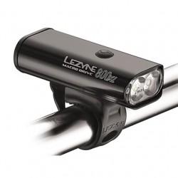 Lampka przednia LEZYNE LED MACRO DRIVE 800XL 800 lumenów, usb czarna