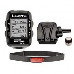 Komputer rowerowy LEZYNE Micro GPS HRSC Loaded