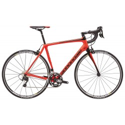 CANNONDALE SYNAPSE CARBON 105 RED