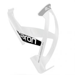 Elite koszyk bidonu Paron biało-czarny