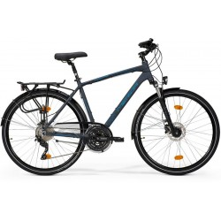 MERIDA FREEWAY 9700 DISC MATT GRAPHITE/BLUE