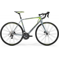 MERIDA SCULTURA DISC 400 ANTHRACITE/GREEN (BLACK)