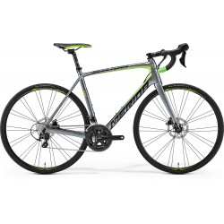 MERIDA SCULTURA DISC 4000 ANTHRACITE/GREEN (BLACK)