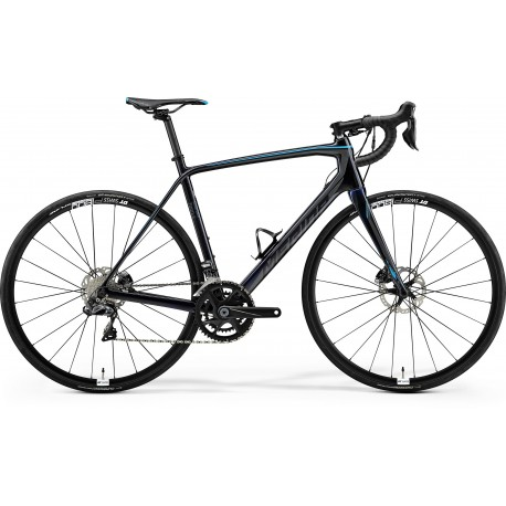 MERIDA SCULTURA DISC 7000-E CLEAR UD BLUE (BLUE/GREY)