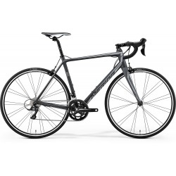 MERIDA SCULTURA 200 MATT DARK GREY (GREY/WHITE)
