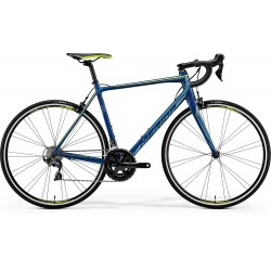 MERIDA SCULTURA 500 PETROL (TEAL/YELLOW)