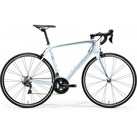 MERIDA SCULTURA 5000 PEARL WHITE (SILVER BLUE/BLACK)