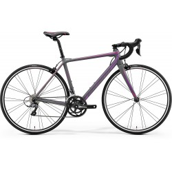 MERIDA SCULTURA 100-JULIET MATT GREY (PINK/PURPLE)