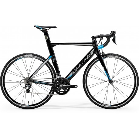 MERIDA REACTO 300 MET. BLACK (SILVER/BLUE)