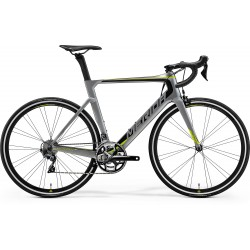 MERIDA REACTO 5000 MATT METALLIC GREY (BLACK/GREEN)