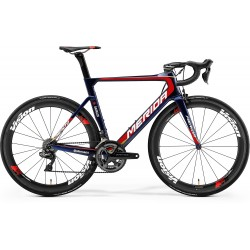 MERIDA REACTO TEAM-E DARK BLUE (BAHRAIN TEAM)