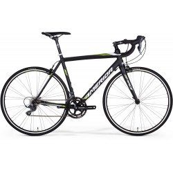 MERIDA RACE 80 MATT BLACK (GREY/GREEN)