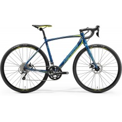 MERIDA CYCLO CROSS 300 PETROL (YELLOW/LITE TEAL)