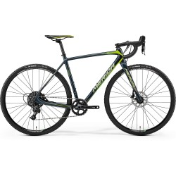 MERIDA CYCLO CROSS 6000 DARK GREY (GREEN/YELLOW)