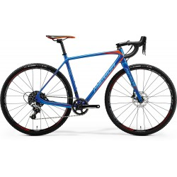 MERIDA CYCLO CROSS 7000 BLUE (ORANGE/RED)