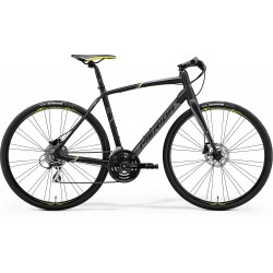 MERIDA SPEEDER 100 MATT BLACK (YELLOW/GREY)