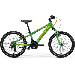 MERIDA MATTS J-20 GREEN (RED/LITE GREEN)