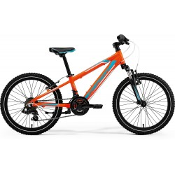 MERIDA MATTS J-20 MATT ORANGE (BLUE/WHITE)