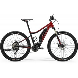 MERIDA eBIG.TOUR 7.500 MET RED/BLACK
