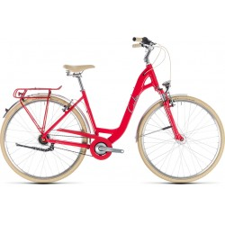 CUBE ELLY CRUISE RED/MINT