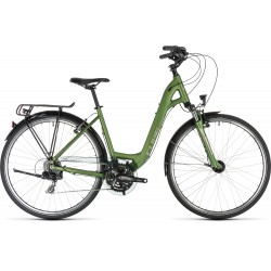 CUBE TOURING GREEN/SILVER EASY ENTRY