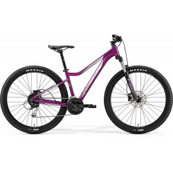 MERIDA JULIET 7.100 VIOLETT(GREY/WHITE)