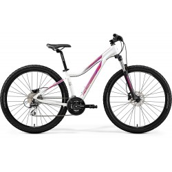 MERIDA JULIET 7.20-D PEARL WHITE(PINK)
