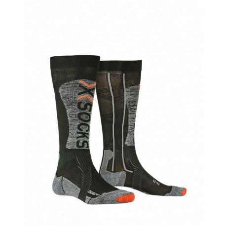 X-SOCKS SKI CARVE SILVER 4.0