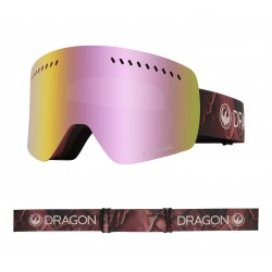 DRAGON NFX PK WHITE LUMALENS RED ION + PINK ION