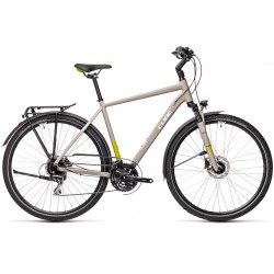 CUBE TOURING PRO BROWN/SILVER
