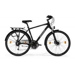 MERIDA FREEWAY 9500 DISC MATT GRAPHITE/ORANGE